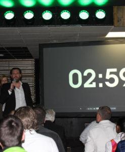 KMUs pitchen vor Gründern